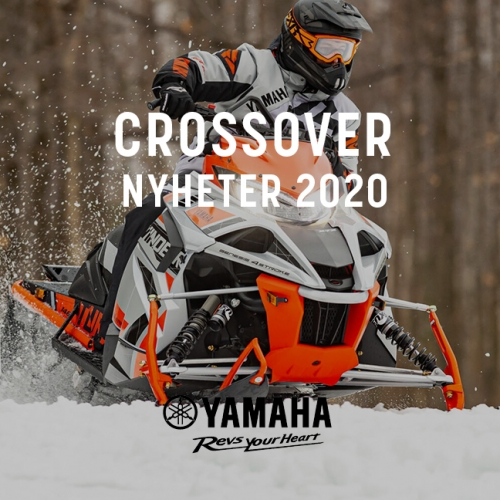 Crossover nyheter 2020 hover