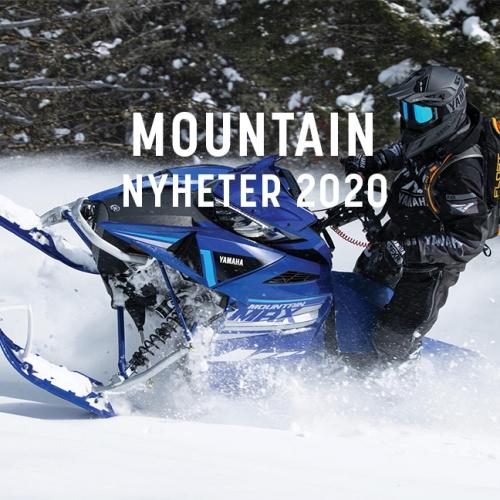 Mountain nyheter 2020