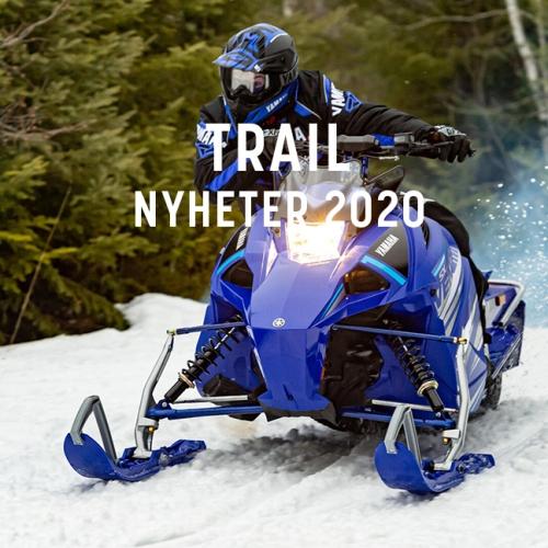 Trail nyheter 2020